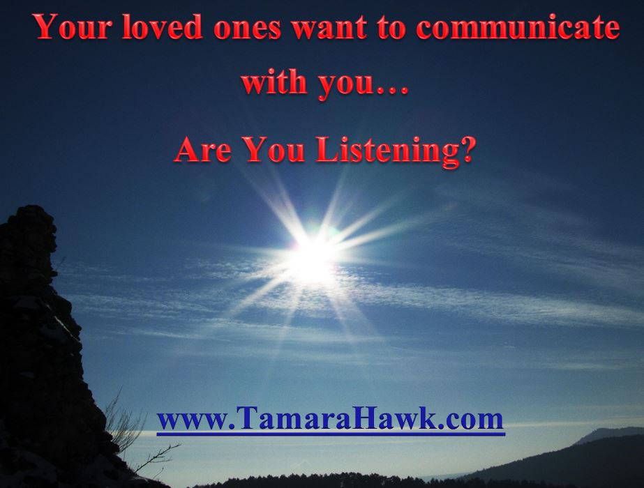 You Can Communicate With Your Deceased Loved Ones