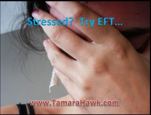 EFT, TFT Tapping