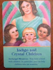 Indigo & Crystal Children