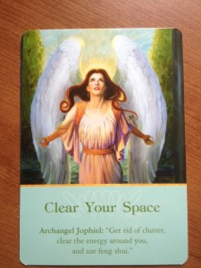 free angel card reading july 2015