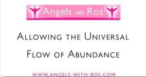 universal flow of abundance