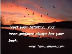 trust your intuition and inner guidance
