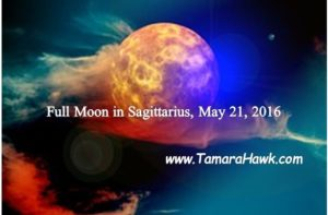 energy alert full moon