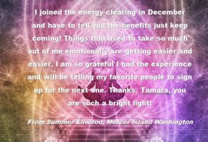 21-Day Energy Clearing and Healing Offering ~ Starts